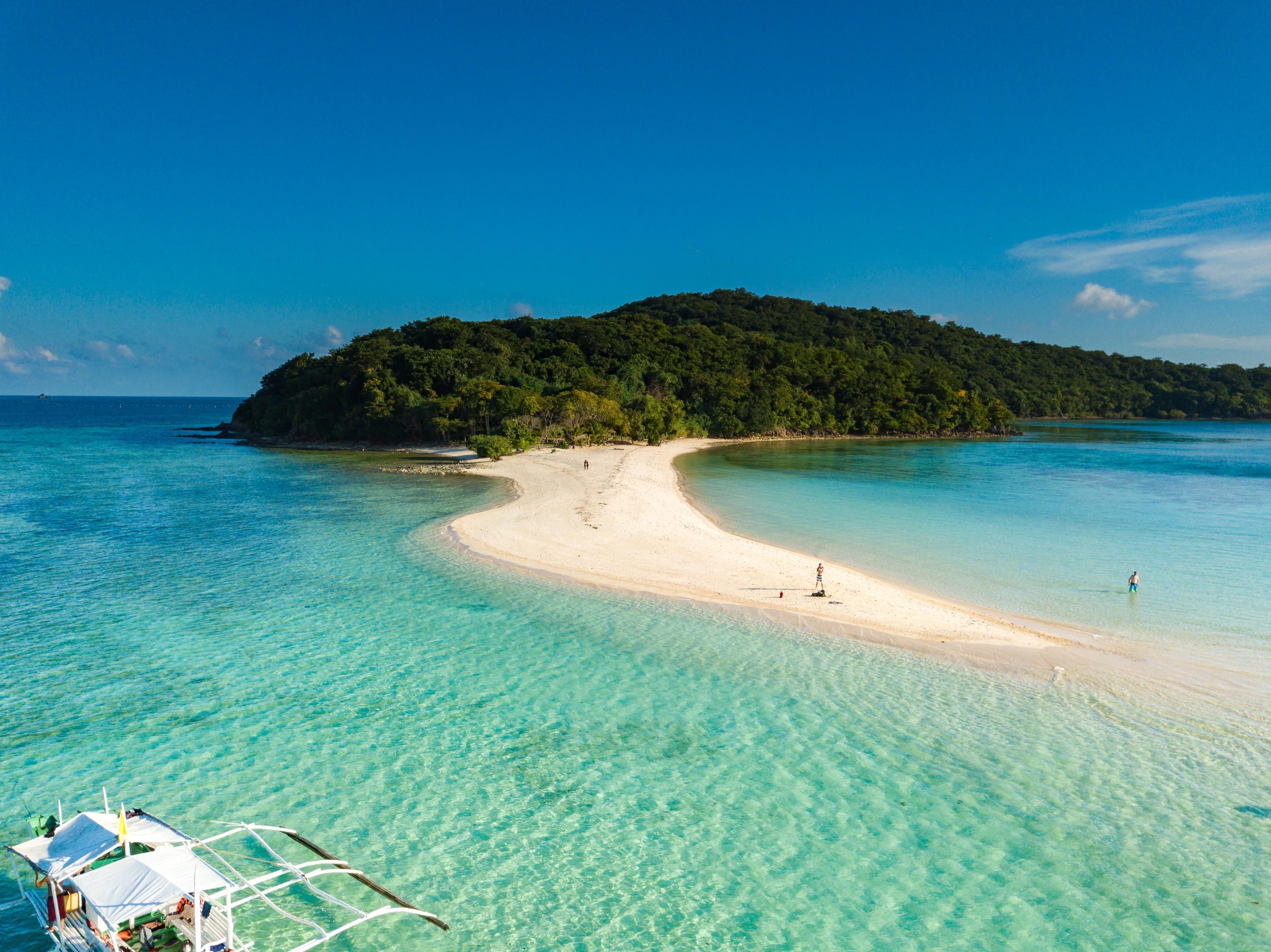 Coron Palawan Island Hopping Tour C | With Buffet Lunch & Snacks