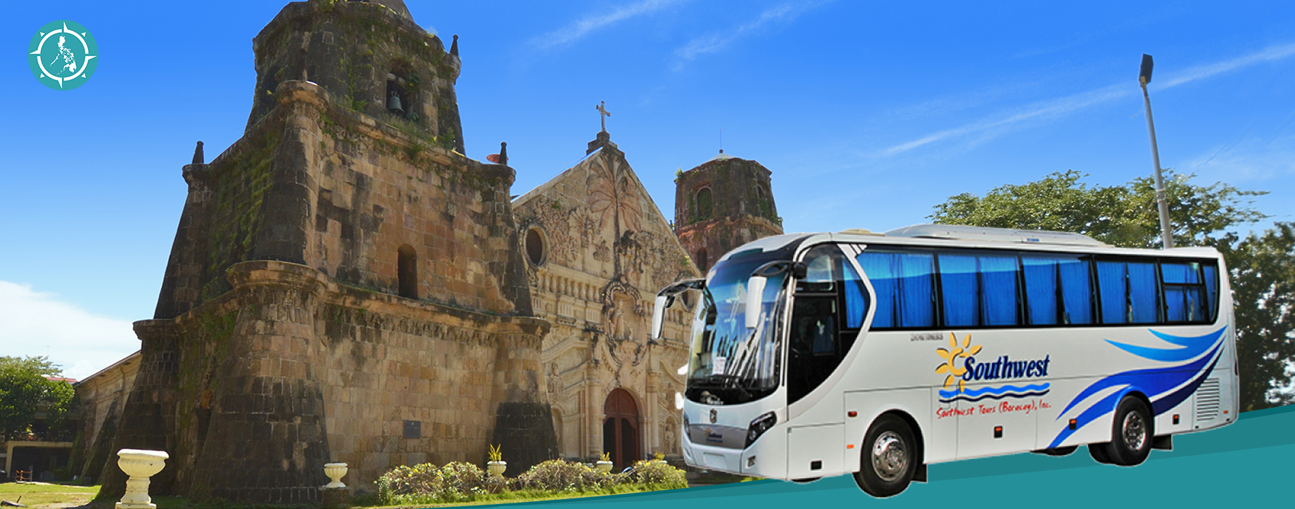 Iloilo Airport to Megaworld Transport Hub Point-to-Point Bus Shared Transfer