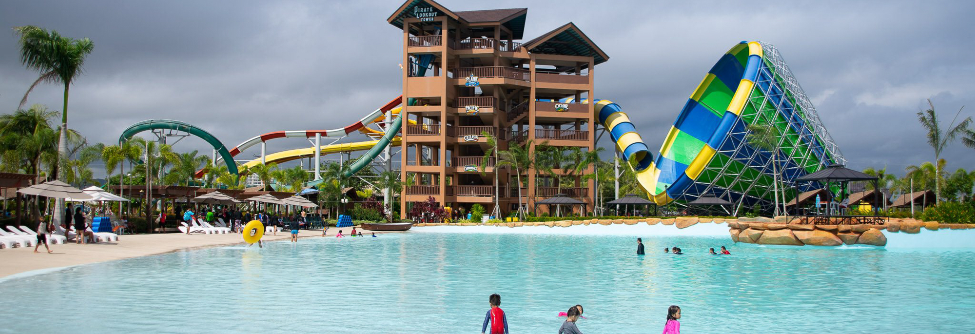 Seven Seas Waterpark Misamis Oriental Full-Day Tour | With Transfers