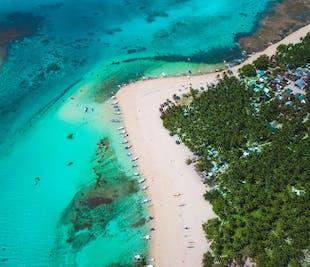Siargao 7 Island Hopping Tour with Daku, Naked & Guyam Island   With Transfers