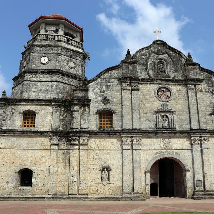Panay Church in Roxas Capiz