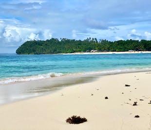 Siargao Poneas Lake, Campayas Vanishing Island & Kangkangon Island Tour   With Transfers