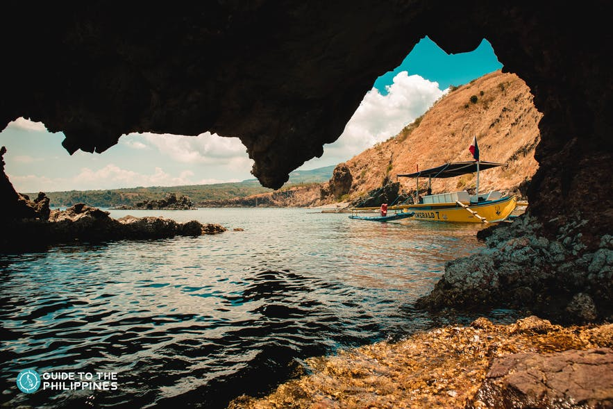 Five Fingers Cove, Bataan