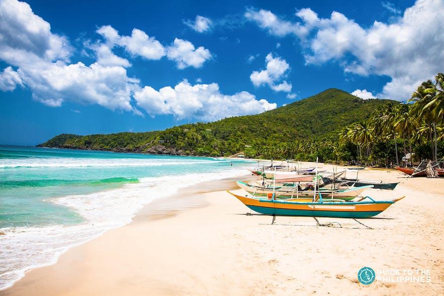 Sabang Beach, Puerto Princesa