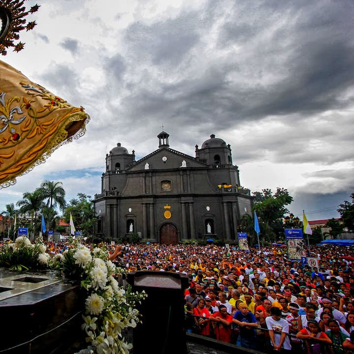 Naga City Highlights Half-Day Tour with Snacks and Transfers