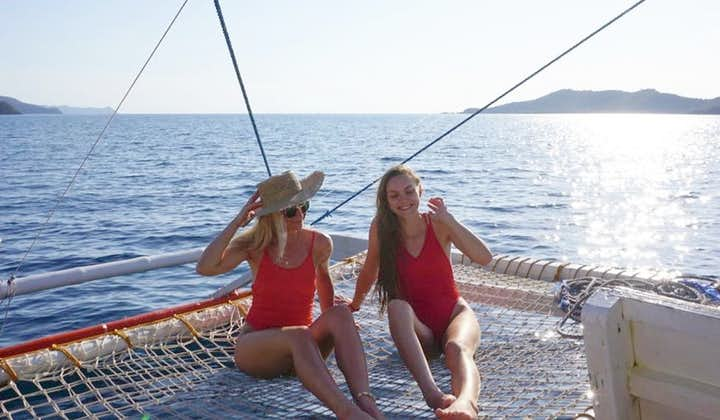4 Days 3 Nights Coron to El Nido Boat Expedition Tour