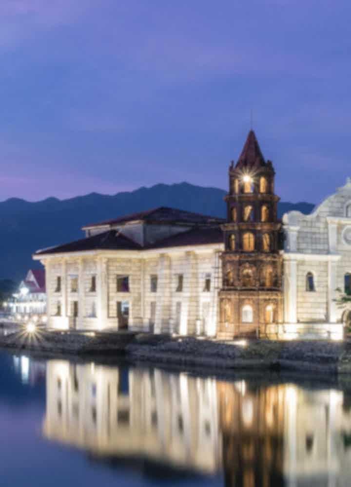 Las Casas Filipinas de Acuzar Tours