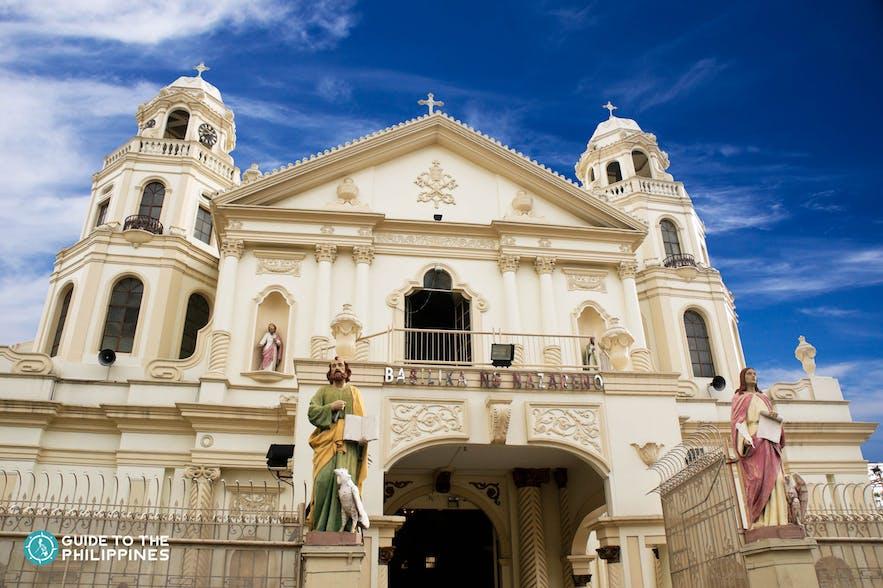 St. John the Baptist Parish Church in Quiapo, Manila
