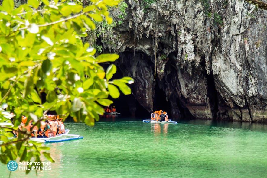 Underground River in Puerto Princesa, Palawan