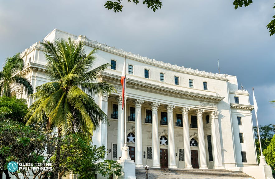 National Museum of the Philippines in Manila
