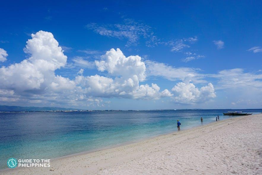 Great Sta. Cruz Island in Zamboanga