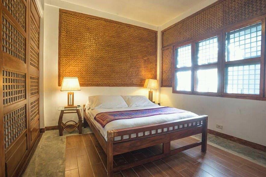 Guest room at Vista del Mar Resort and Recreation Center
