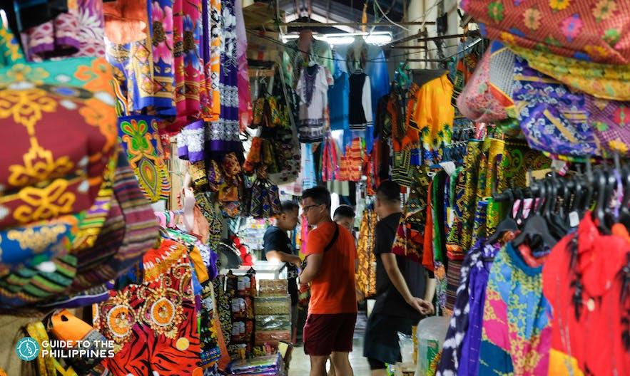 Canelar Barter Trade Center in Zamboanga City