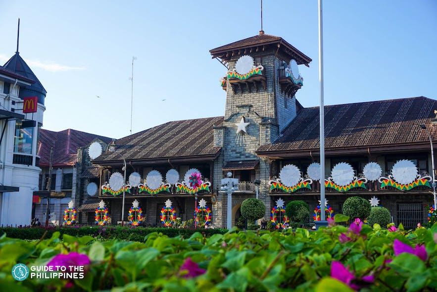 Facade of the Zamboanga City Hall