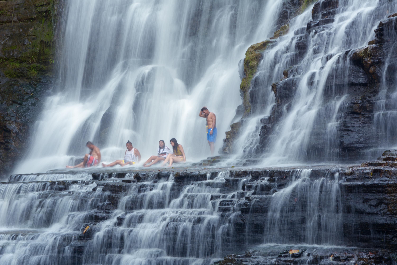 Zamboanga Merloquet Falls and Taluksangay Mosque Day Tour