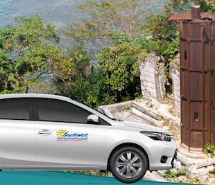 Guimaras Jordan Port to San Miguel One Way Private Car Transfer