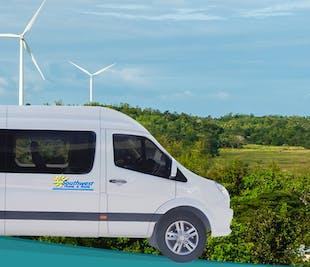 Guimaras 10-Seater Van Rental with Driver