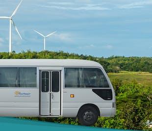 Guimaras 18-Seater Minibus Rental with Driver