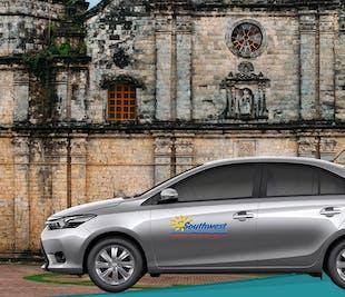 Estancia or Carles to Roxas Capiz Private Car Transfer