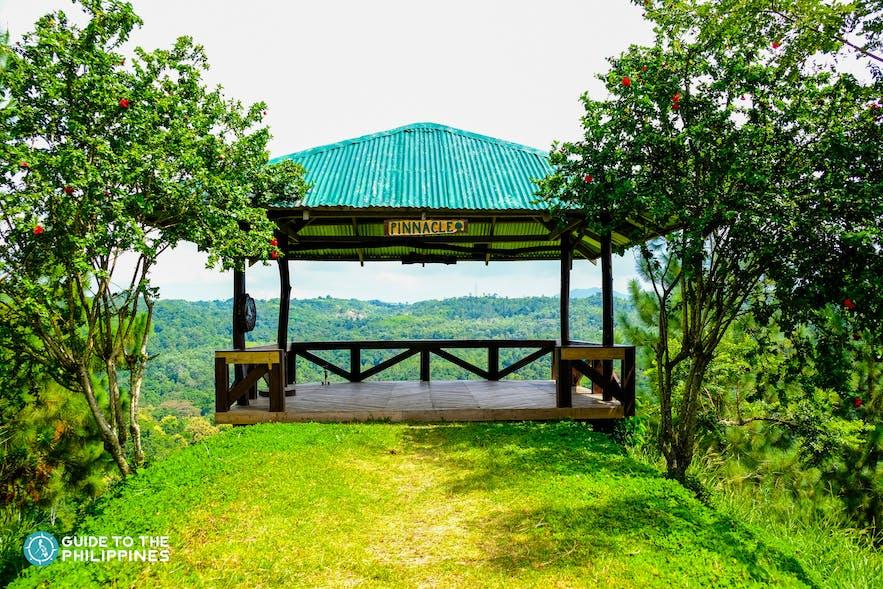 Pinnacle at Mapawa Nature Park in Cagayan de Oro