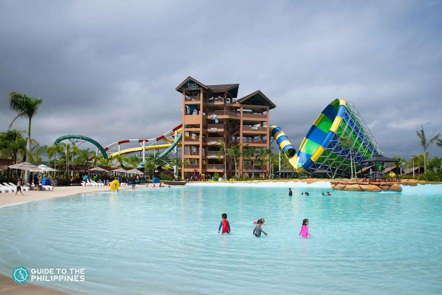 Seven Seas Waterpark in Cagayan de Oro
