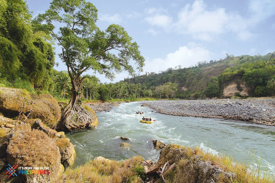 Must-try white water rafting adventure in Cagayan de Oro