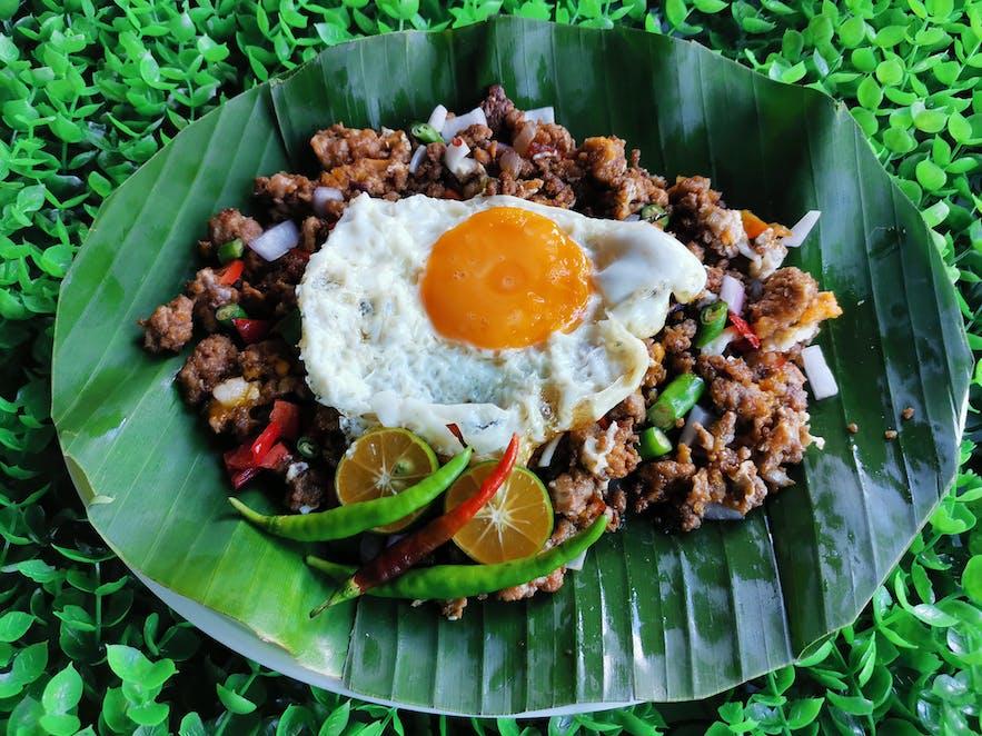 Pork Sisig by Gracia's Fastfood in Cagayan de Oro