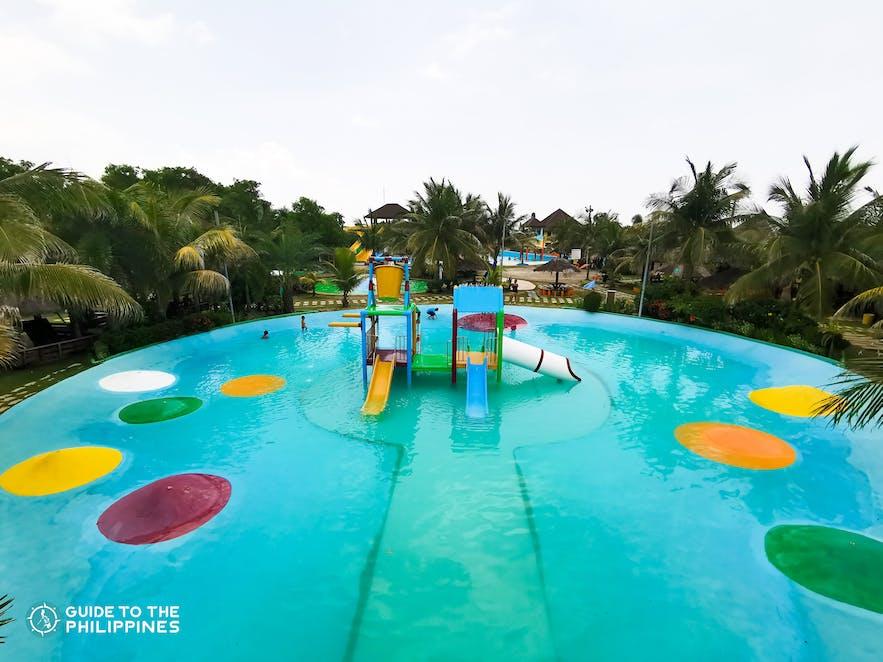 Aquatica Marine Water Park at El Puerto Marina Beach Resort & Spa, Pangasinan