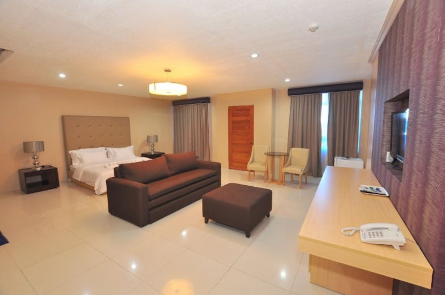 Presidential Suite at Hotel Le Duc in Dagupan, Pangasinan