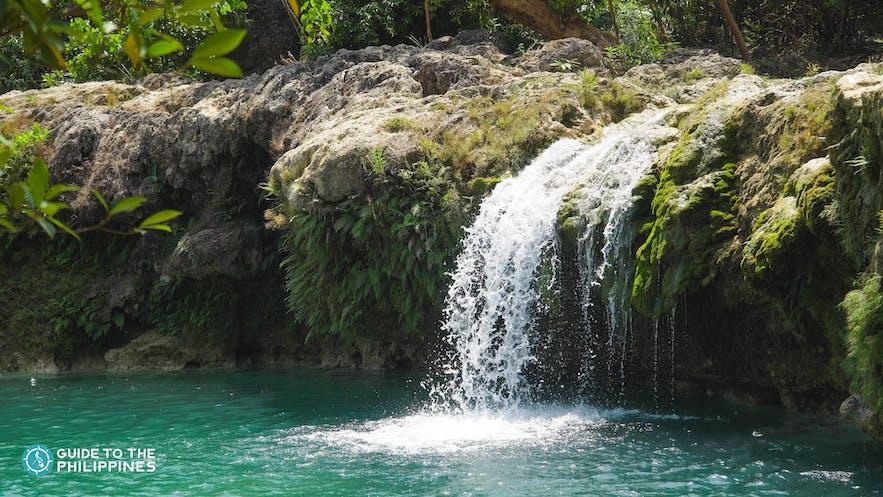 Bolinao Falls in Pangasinan