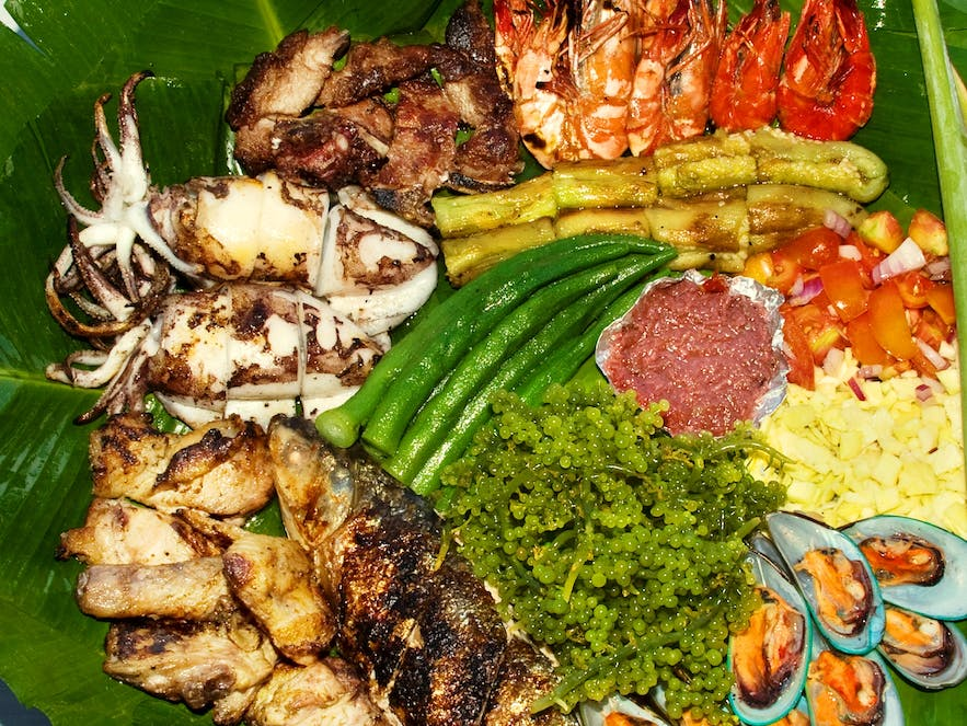 Maxine Grill Platter at Maxine by the Sea in Alaminos, Pangasinan