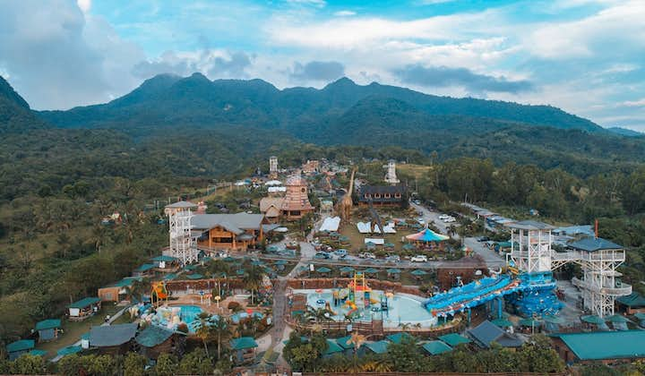 Campuestohan Highland Resort Private Day Tour with Transfers from Bacolod