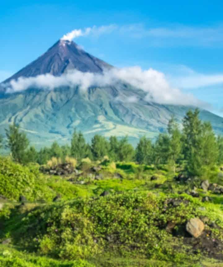 Mayon Volcano Tours