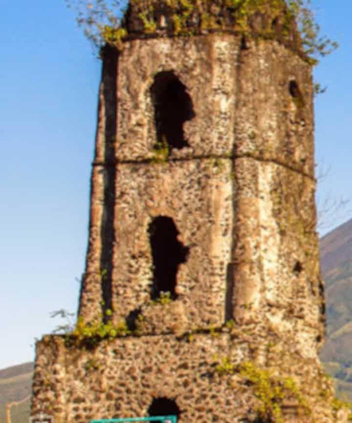 Cagsawa Ruins Tours