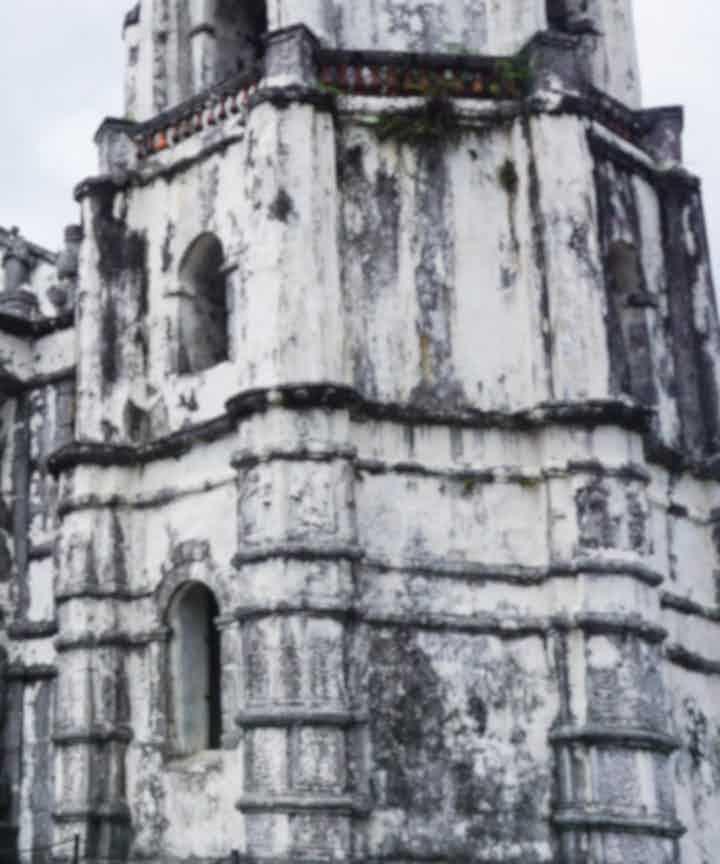 Daraga Church Tours