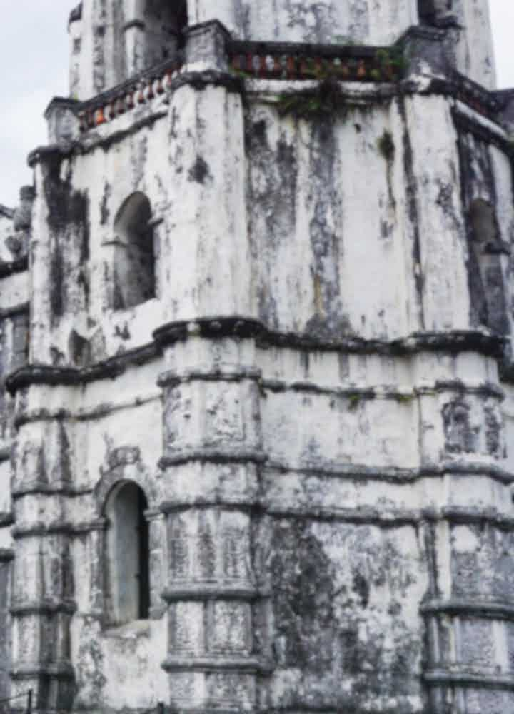 Daraga Church Tours