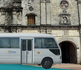 Roxas Airport or Seaport to City Private Bus Transfer