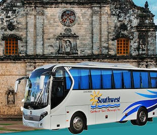 Roxas Capiz Bus Rental Half Day or Whole Day with Driver