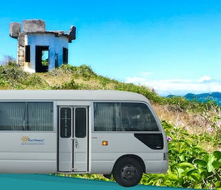 Roxas Capiz Coaster Rental Half Day or Whole Day with Driver