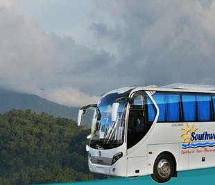 Aklan 45-Seater Bus Rental Half Day or Whole Day with Driver