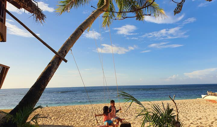 Aklan Buruanga Day Tour with Lunch and Transfers from Kalibo or Caticlan