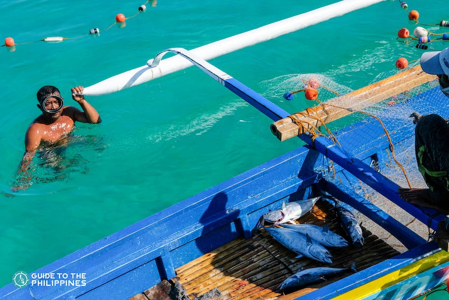 Diving spots in Tawi-Tawi