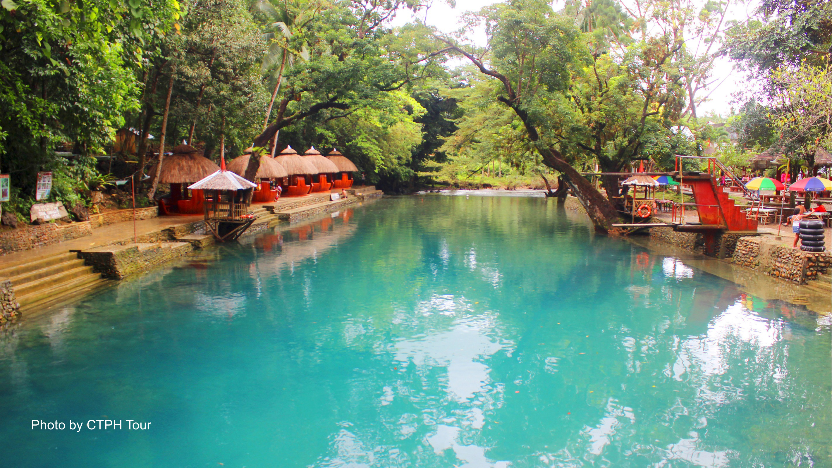 Antique Malumpati Cold Spring & Bugan River Day Tour with Transfers from Boracay