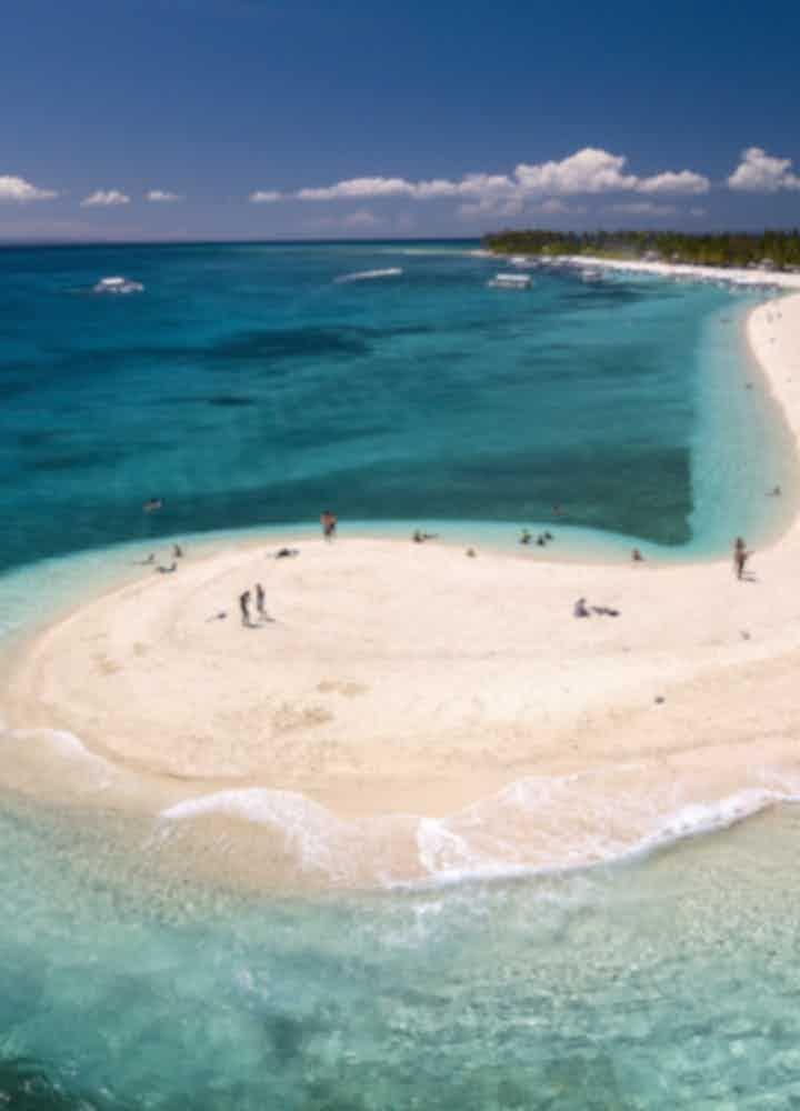 Kalanggaman Island Tours