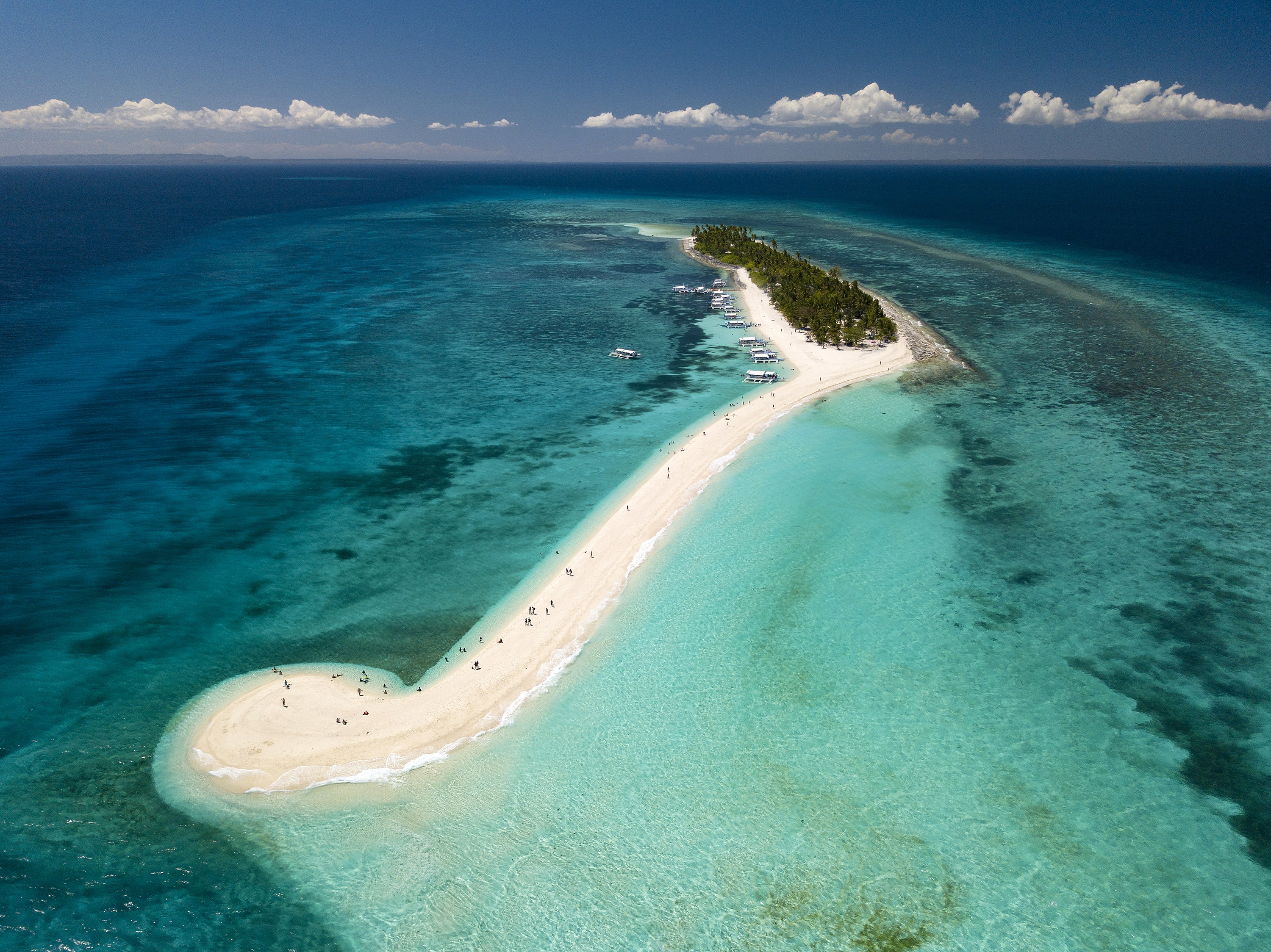 Leyte Kalanggaman Island Day Tour with Lunch & Transfers from Cebu City or Mactan