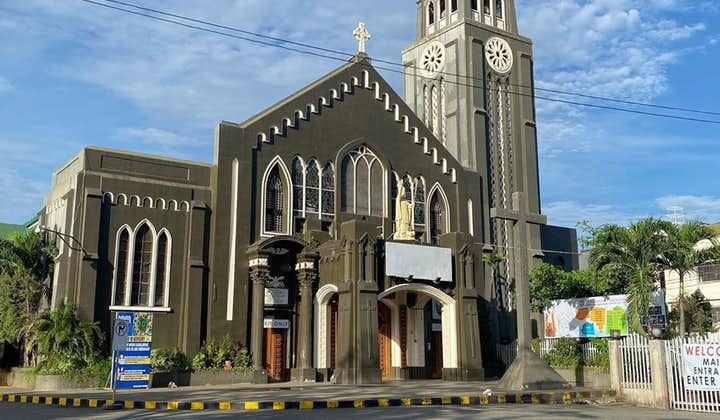 Cagayan de Oro City Half-Day Tour via Tricycle