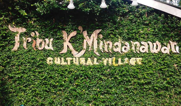 Davao Nature Parks & Cultural Village Half Day Tour with Transfers