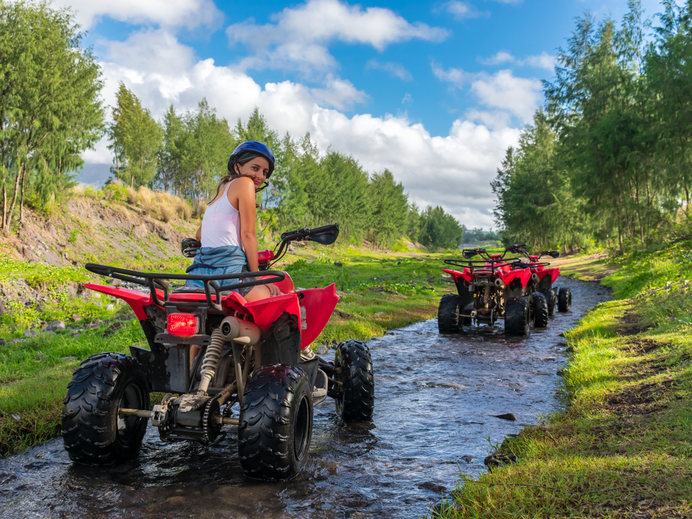 Puerto Princesa MAX Palawan ATV Private Tour with Lunch & Transfers