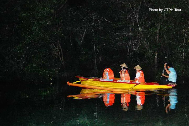 Puerto Princesa Iwahig Firefly Watching Tour with Transfers