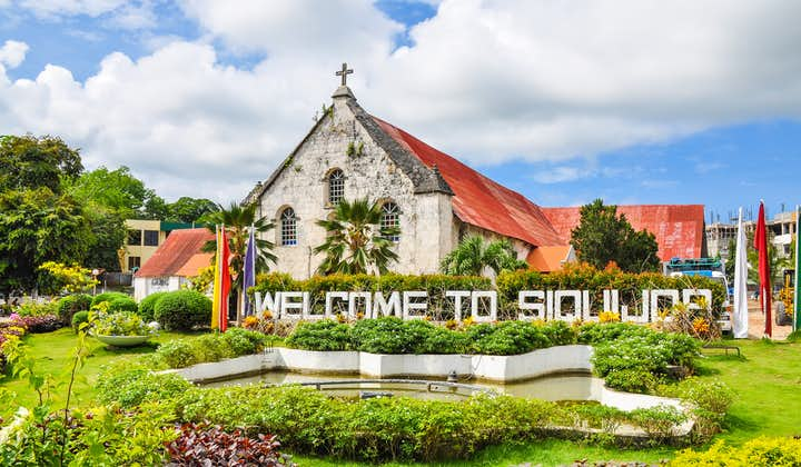 Siquijor Island Private Day Tour with Lunch & Transfers from Dumaguete